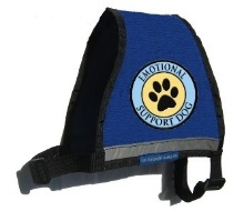 emotional support dog vest
