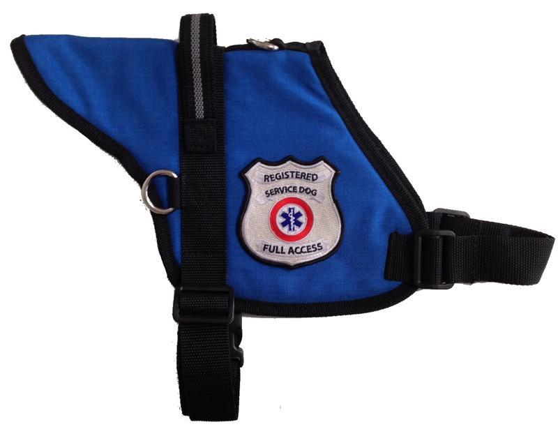 Official Vest Registered Service Dog Padded Service Dog