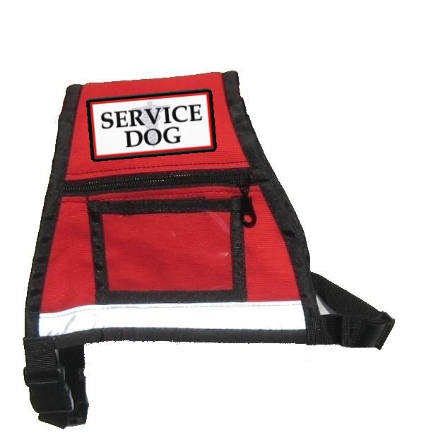 Service Dog Id Badge Holder