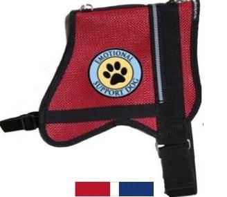 Working Service Dog - ESA Mesh Vests