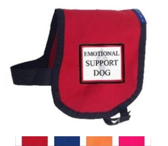 small emotional support dog vest