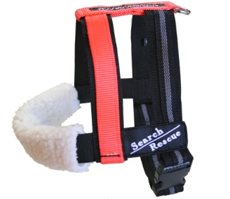 search-rescue-harness