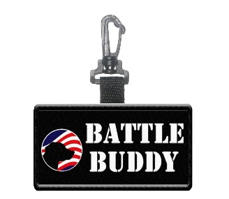 battle buddy patch tag