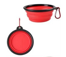 dog collapsible bowl