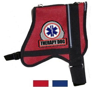 Mesh Therapy Dog Vest