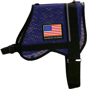 Disabled Veteran Mesh Vest