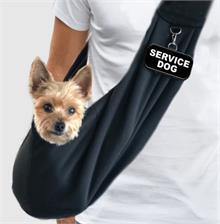 EZ-Sling Small Service Dog Sling Carrier