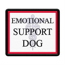 Emotional Support Dog Patch