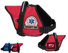 Premium Therapy Dog Padded Vest