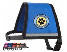 Blue Reflective Emotional Support Dog Vest