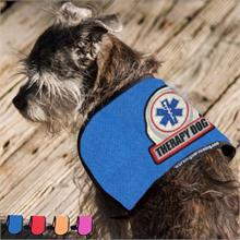 small therapy dog vest