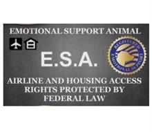 ESA Informational Handout Card
