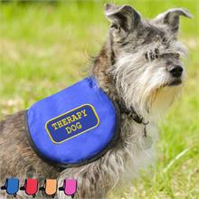 therapy dog vest for small dogs