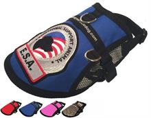 Emotional Support Dog Vest for small dogs